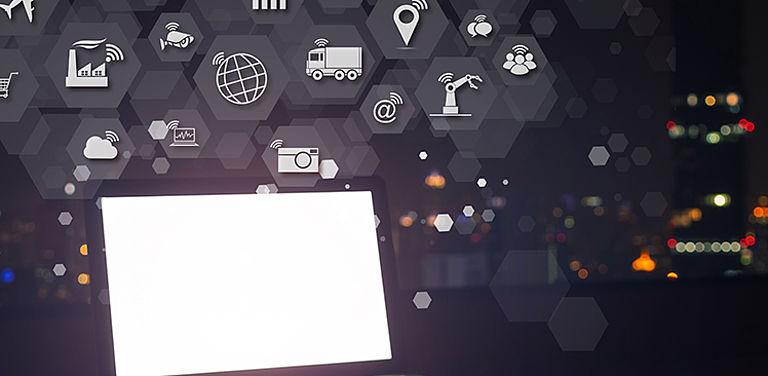 Bild eines Laptops zum BMBF-Projekt SORRIR