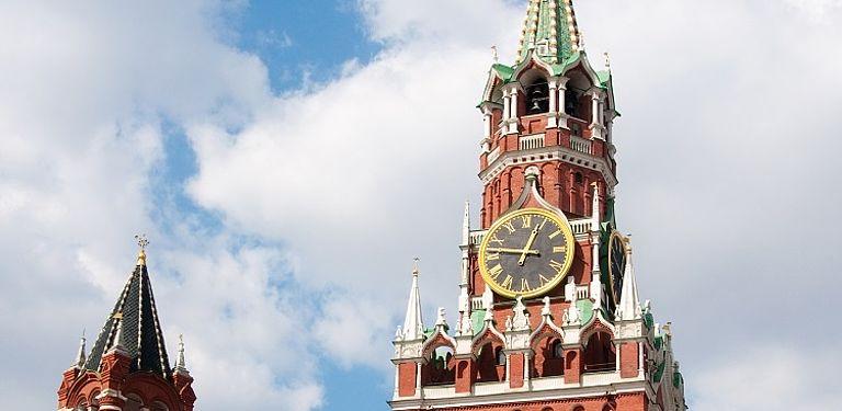 Bild des Kreml zur Emmy-Noether Forschungsgruppe; Symbolbild Colourbox