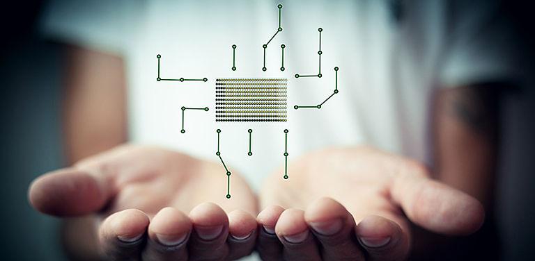 Symbolbild zum Projekt Cross-Domain AI - Schlauer Werkzeugkasten für Data Scientists